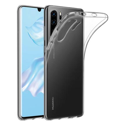 Huawei P30 Pro 'Clear Gel Series' TPU Case Cover - Clear