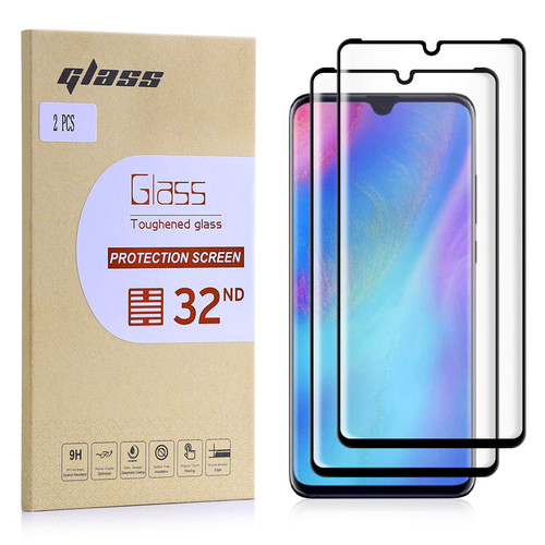 Huawei P30 Pro Tempered Glass Screen Protector - 2 Pack