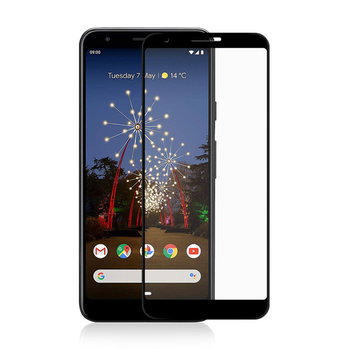 Google Pixel 3A Tempered Glass Screen Protector - 2 Pack