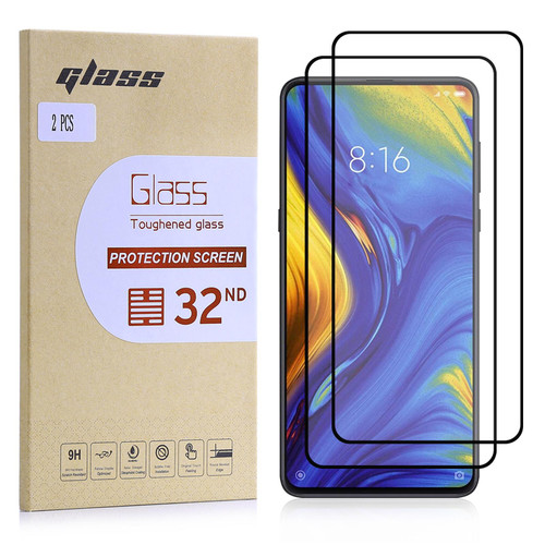 Xiaomi Mi Mix 3 Tempered Glass Screen Protector - 2 Pack