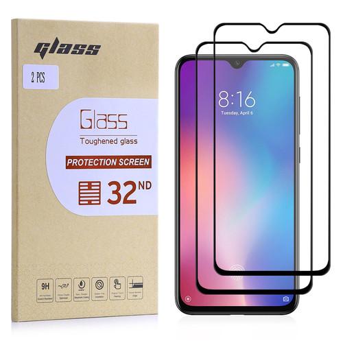 Xiaomi Mi 9 SE Tempered Glass Screen Protector - 2 Pack