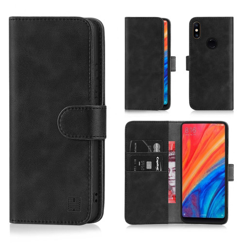 Xiaomi Mi Mix 2S 'Essential Series' PU Leather Wallet Case Cover