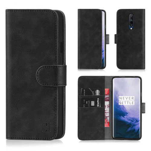OnePlus 7 'Essential Series' PU Leather Wallet Case Cover