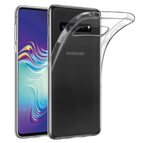 Samsung Galaxy S10 5G 'Clear Gel Series' TPU Case Cover - Clear