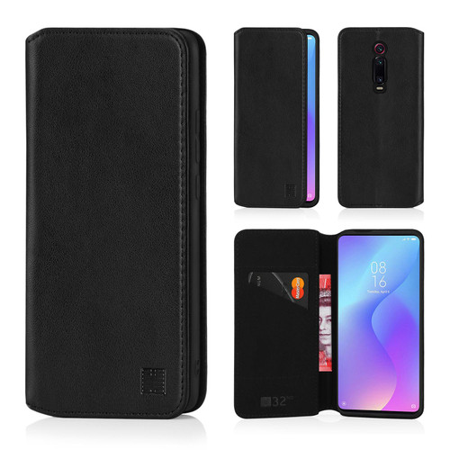 Xiaomi Mi 9T & Mi 9T Pro 'Classic Series 2.0' Real Leather Book Wallet Case