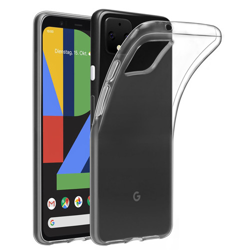 Google Pixel 4 'Clear Gel Series' TPU Case Cover - Clear