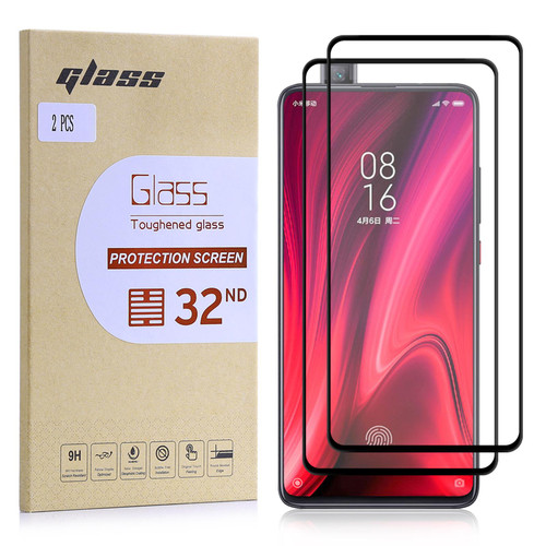 Xiaomi Mi 9T Pro Tempered Glass Screen Protector - 2 Pack