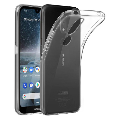 Nokia 4.2 (2019) 'Clear Gel Series' TPU Case Cover - Clear