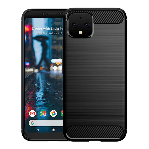 Google Pixel 4 XL 'Carbon Series' Slim Case Cover