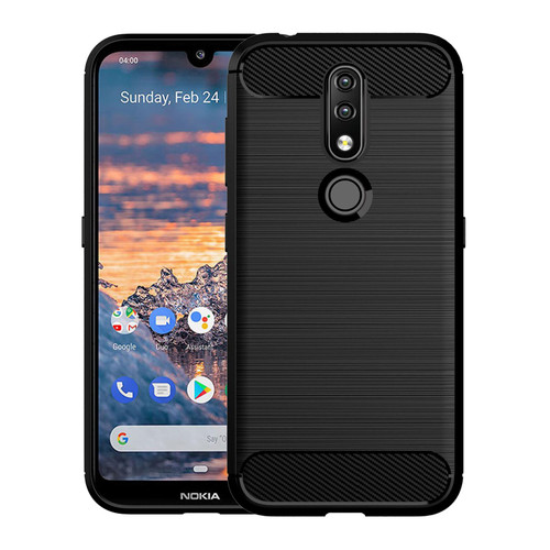 Nokia 4.2 (2019) 'Carbon Series' Slim Case Cover