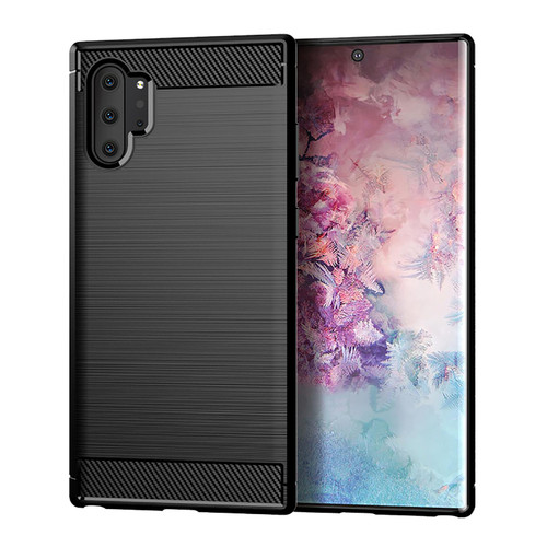 Samsung Galaxy Note 10 Plus 'Carbon Series' Slim Case Cover