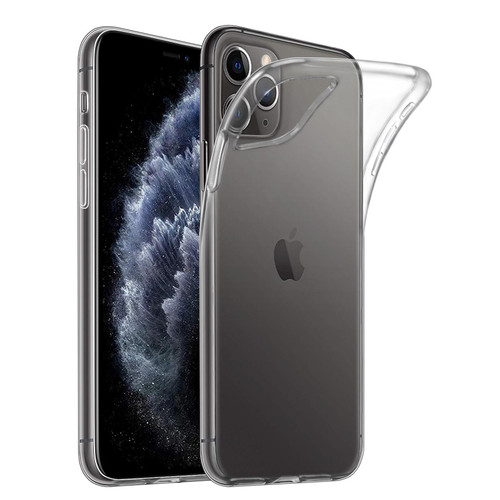 "32nd Clear Gel Case Cover for Apple iPhone 11 Pro (5.8"") - Clear"
