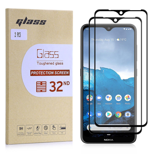 Extra Armoured Tempered Glass for Nokia 6.2 (2019) - 2 Pack