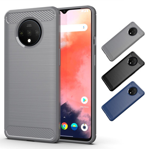 OnePlus 7T 'Carbon Series' Slim Case Cover