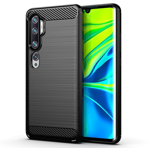 Xiaomi Mi Note 10 'Carbon Series' Slim Case Cover