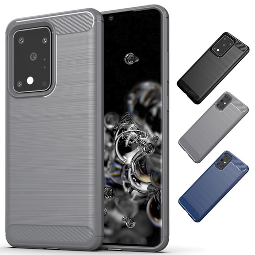 Samsung Galaxy S20 Ultra 'Carbon Series' Slim Case Cover