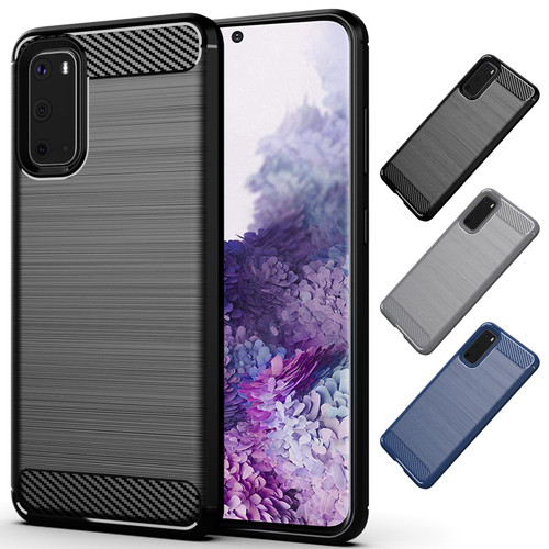 Samsung Galaxy S20 'Carbon Series' Slim Case Cover