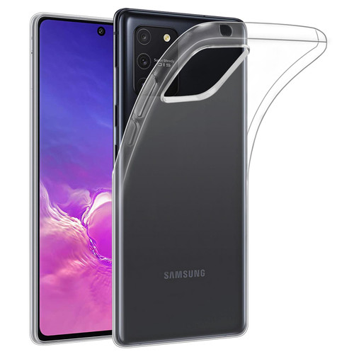 Samsung Galaxy S10 Lite 'Clear Gel Series' TPU Case Cover - Clear