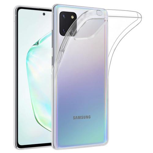 Samsung Galaxy Note 10 Lite 'Clear Gel Series' TPU Case Cover - Clear