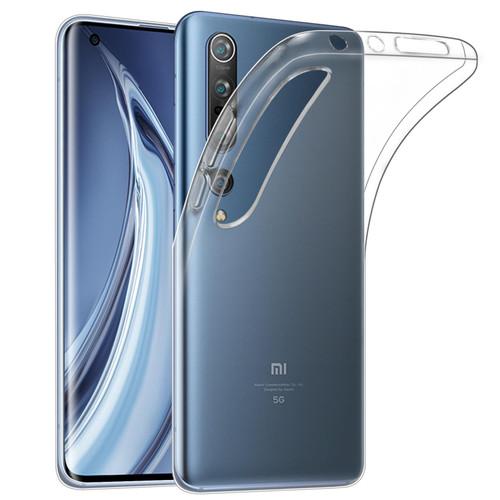 Xiaomi Mi 10 & Mi 10 Pro 'Clear Gel Series' TPU Case Cover - Clear
