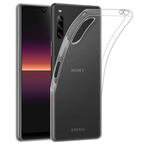 Sony Xperia L4 'Clear Gel Series' TPU Case Cover - Clear