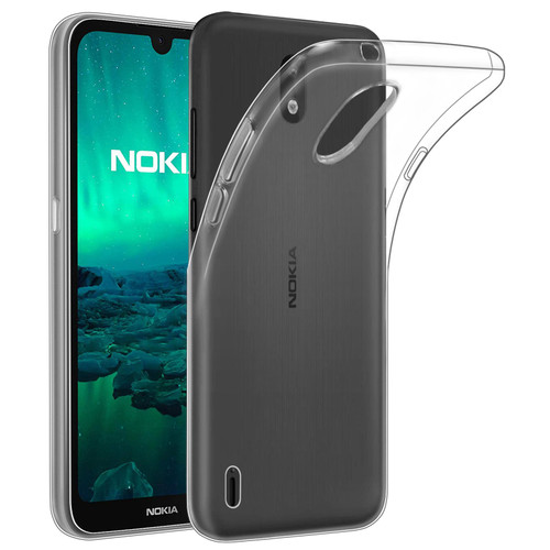 Nokia 1.3 (2020) 'Clear Gel Series' TPU Case Cover - Clear