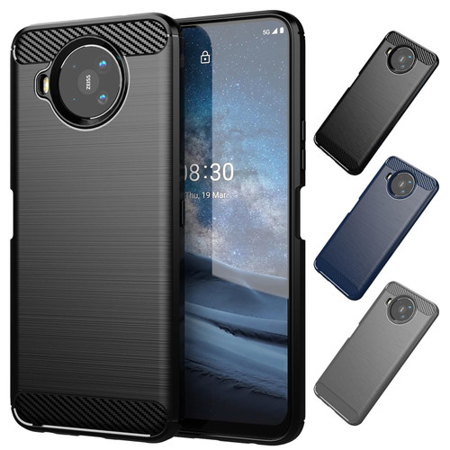 Nokia 8.3 (2020) 'Carbon Series' Slim Case Cover
