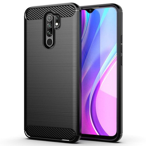 Xiaomi Redmi 9 'Carbon Series' Slim Case Cover