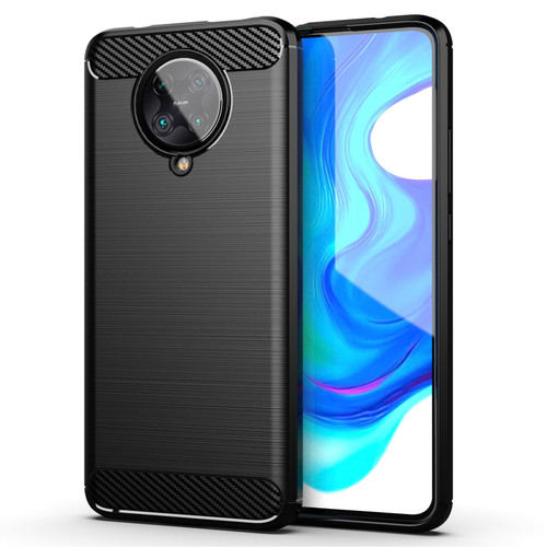 Xiaomi Poco F2 Pro 'Carbon Series' Slim Case Cover