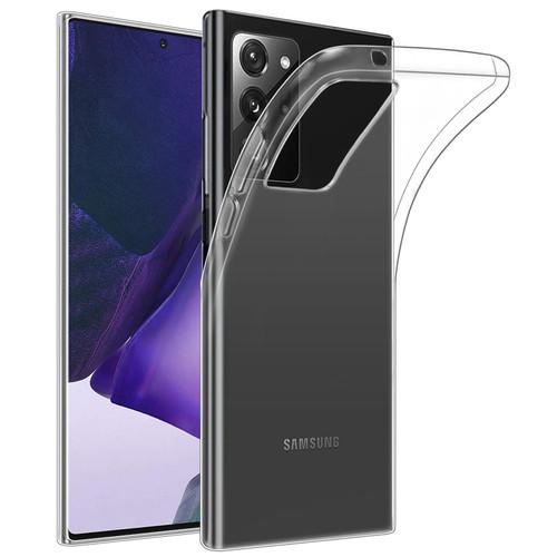 Samsung Galaxy Note 20 Ultra 'Clear Gel Series' TPU Case Cover - Clear
