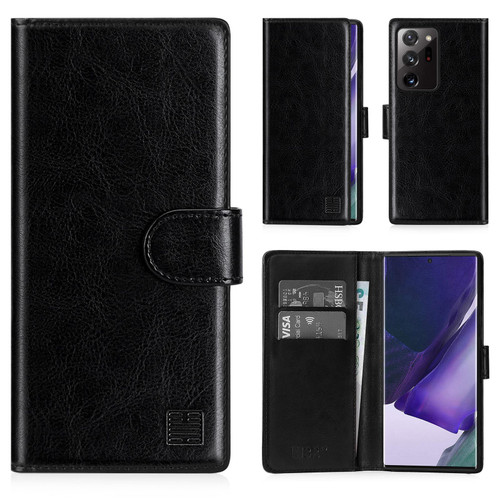 Samsung Galaxy Note 20 Ultra 'Book Series' PU Leather Wallet Case Cover