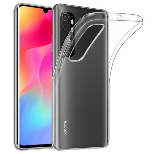Xiaomi Mi Note 10 Lite 'Clear Gel Series' TPU Case Cover - Clear