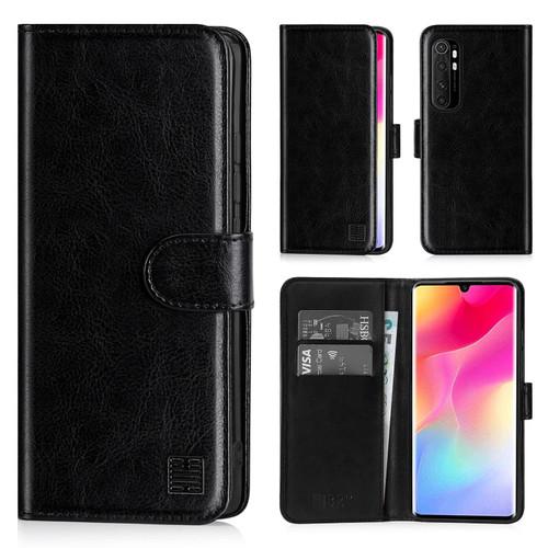 Xiaomi Mi Note 10 Lite 'Book Series' PU Leather Wallet Case Cover