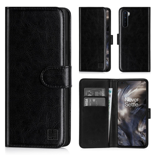 OnePlus Nord 'Book Series' PU Leather Wallet Case Cover