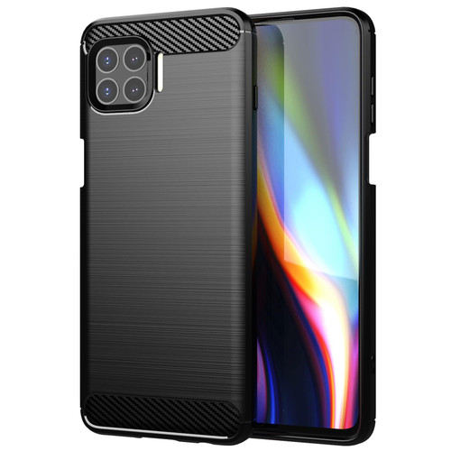 Motorola Moto G 5G Plus (2020) 'Carbon Series' Slim Case Cover