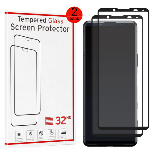 Sony Xperia 5 II (2020) Tempered Glass Screen Protector - 2 Pack
