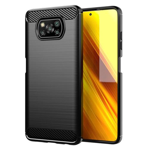 Xiaomi Poco X3 NFC 'Carbon Series' Slim Case Cover