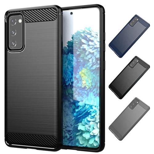 Samsung Galaxy S20 FE 5G (Fan Edition) 'Carbon Series' Slim Case Cover