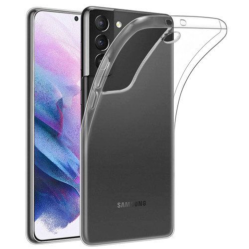 Samsung Galaxy S21 Plus 'Clear Gel Series' TPU Case Cover - Clear