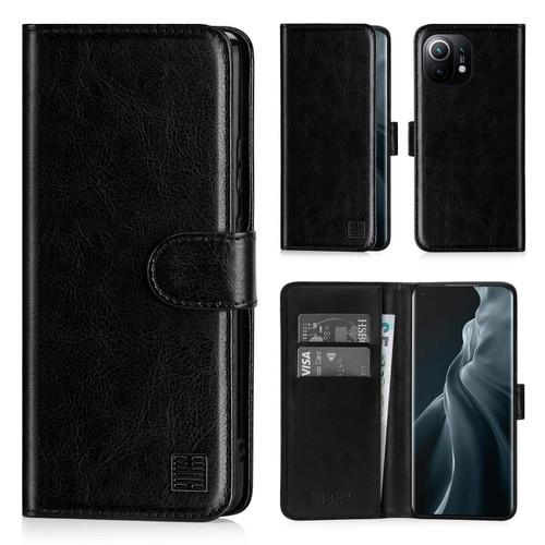 Xiaomi Mi 11 'Book Series' PU Leather Wallet Case Cover
