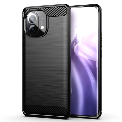 Xiaomi Mi 11 'Carbon Series' Slim Case Cover