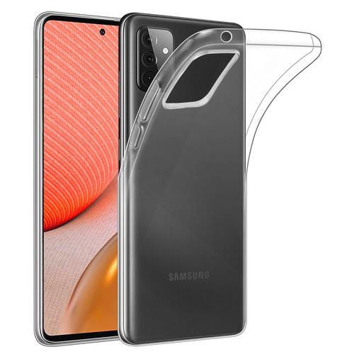 Samsung Galaxy A72 5G (2021) 'Clear Gel Series' TPU Case Cover - Clear