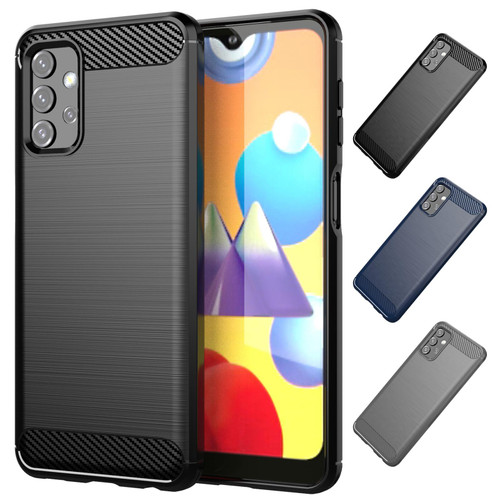 Samsung Galaxy A32 5G (2021) 'Carbon Series' Slim Case Cover
