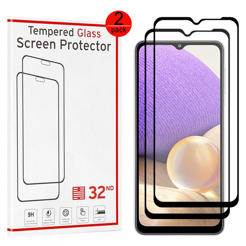 Samsung Galaxy A32 5G (2021) Tempered Glass Screen Protector - 2 Pack