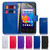 """32nd faux leather book wallet Alcatel Pixi 3 4.5"""" Case in a great range of colours."""