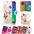 32nd colourful leather design book wallet Samsung Galaxy A3 2015 Case.