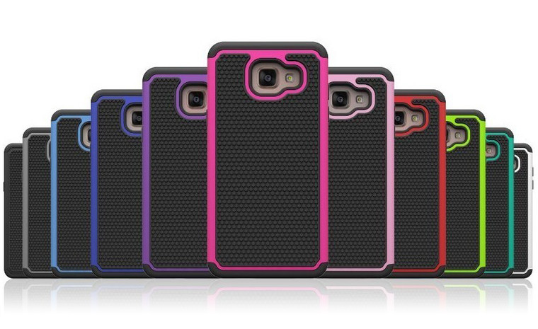 32nd dual-layer shockproof Samsung Galaxy A5 2016 Case in a range of fantastic colours.