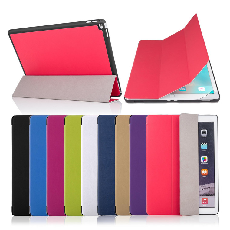 Apple iPad Air 2 (released 2014) Smart Stand Case Cover