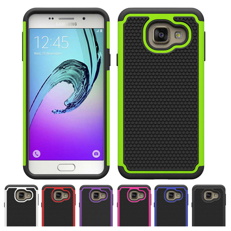 32nd dual-layer shockproof Samsung Galaxy A3 2016 Case in a range of fantastic colours.