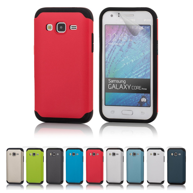 32nd slim shockproof Samsung Galaxy Grand Prime Case in a great range of colours.